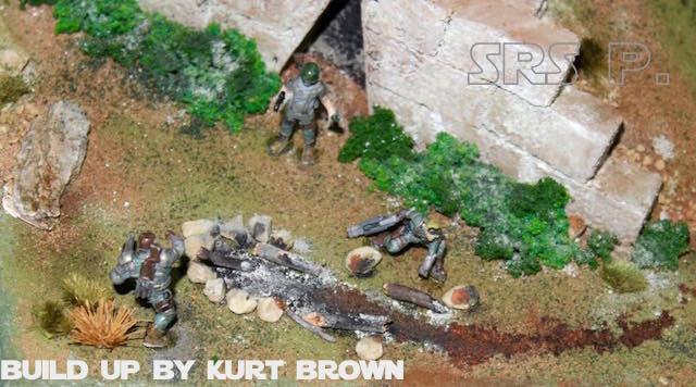 REX-X kit & diorama