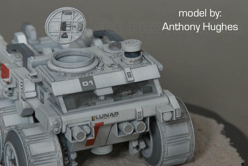 Lunar Truck kit