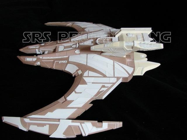 Gem-Hadar Battle Cruiser