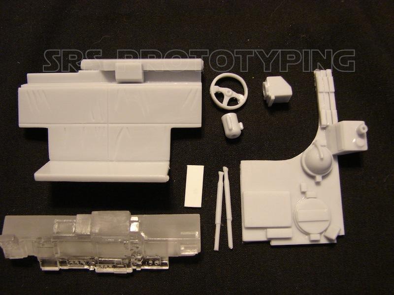 Truck cockpit kit