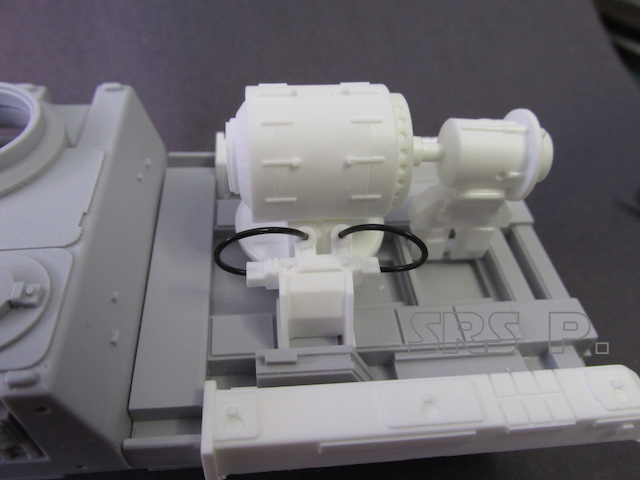 Lunar truck generator