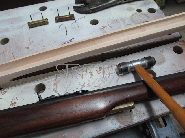 Bucks Co. rifle